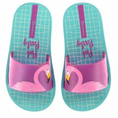Детский трикотаж на лето от 55 р — Сланцы, сандалии для девочек! Скидки