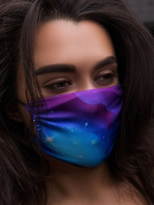 Маска Bona Fide: Defend Mask Open Space