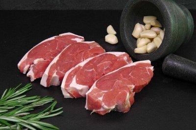Кета, Чавыча, Семга, Треска. Стейкхаус — Мясо — Мясо и рыба