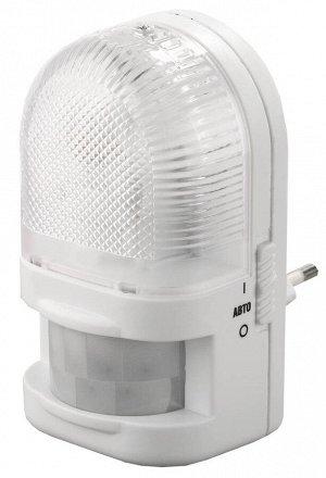 Светильник-ночник СВЕТОЗАР с датчиком движения