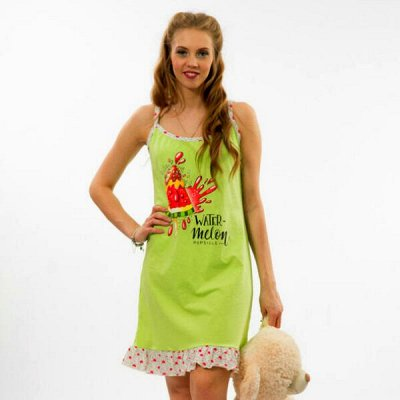 🌟8 - Яркий, стильный, модный трикотаж из Иваново! 🌟  — Ночные сорочки — Сорочки и пижамы