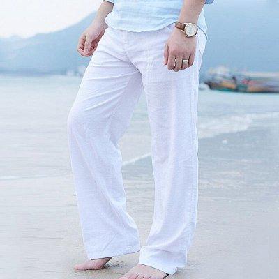 Отличные, действенные ленты! Самый сезон охоты на мух! — Легкие хлопковые брюки из Тайланда — Рубашки