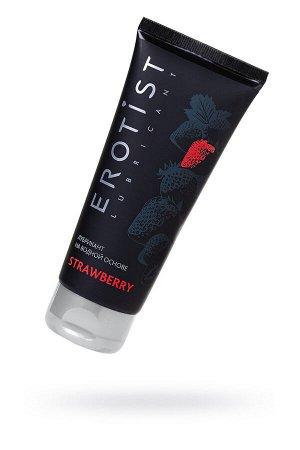 Лубрикант erotist на водной основе strawberry, 100 мл