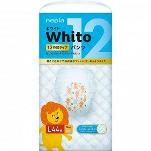 """587707 """"Whito"""" Детские подгузники-трусики (для девочек и мальчиков) 44 шт., 9-14 кг (L) 12 часов 1/3"""