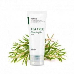 A'pieu Ночной гель с маслом чайного дерева для проблемной кожи NonCo Tea Tree Sleeping Gel