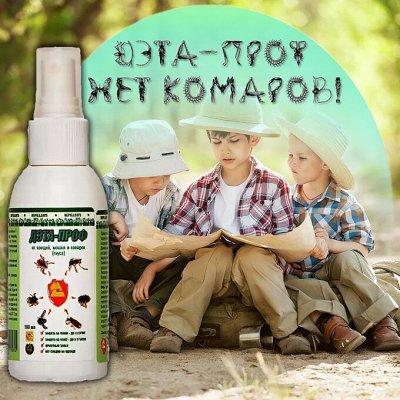 🔥Здоровая спина, тонкая талия! Аэрозоли от комаров, клещей — Дета-проф - нет комаров, клещей, мошек и др насекомых! — Другое