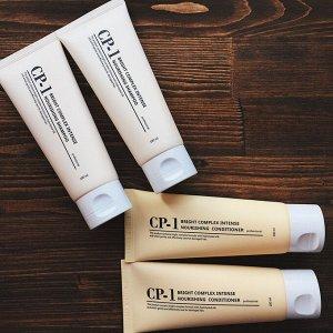 Интенсивно питающий шампунь или кондиционер для волос Esthetic House CP-1 Bright Complex Intense Nourishing, 100ml