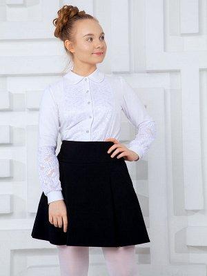 """Блузка """"Эвелина"""",белый"""