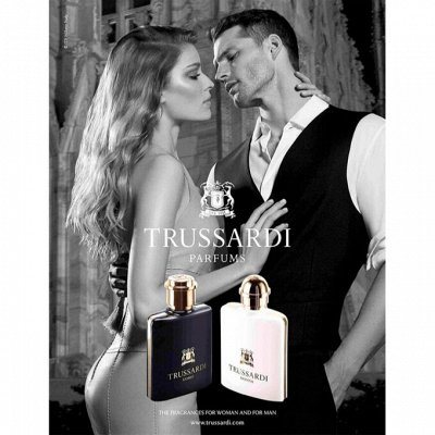 Элитный парфюм, только оригиналы! — Труссарди — Парфюмерия