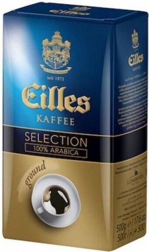 "Кофе молотый Eilles ""Kaffee Selection"" 250 грамм"