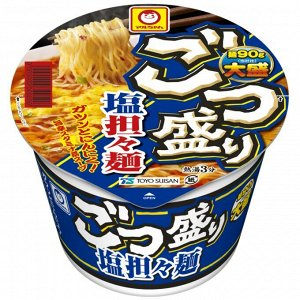 Суп-лапша Рамен с белым мисо, кунжутом и кунжутным маслом ОСТРАЯ, 112 гр,