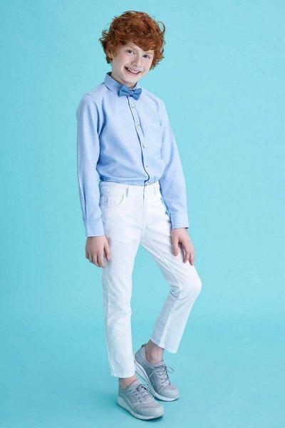 DEFACTO - детская коллекция.   — Мальчики 3-14лет брюки — Брюки