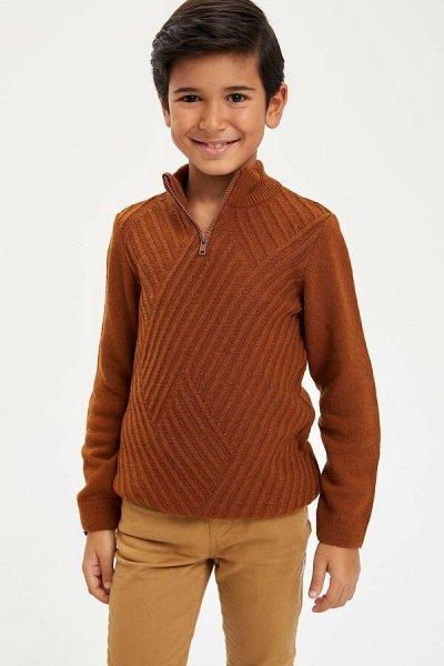 DEFACTO - детская коллекция.   — Мальчики 3-14лет свитеры, пуловеры — Пуловеры, свитеры