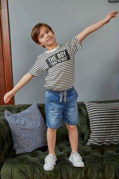 DEFACTO - детская коллекция.   — Мальчики 3-14лет шорты — Шорты, бермуды