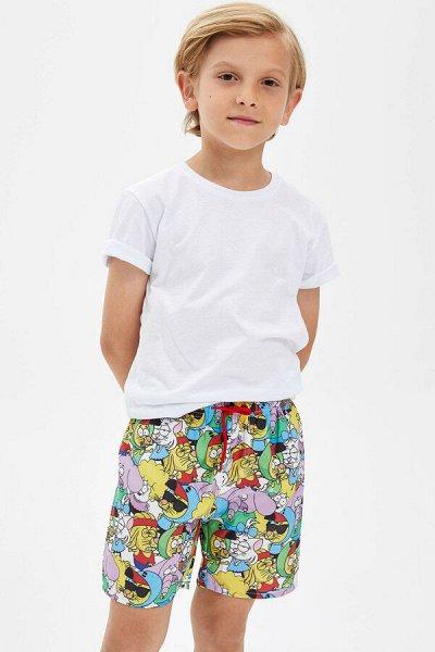 DEFACTO - детская коллекция.   — Мальчики 3-14лет plaj — Для мальчиков