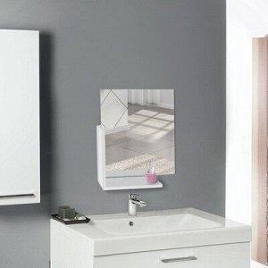 """Набор для ванной комнаты """"Neo"""", цвет белый"""