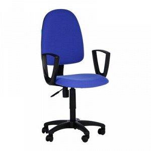 """Кресло """"Бюрократ"""" CH-1300N/3C06 синий Престиж+ 3C06"""