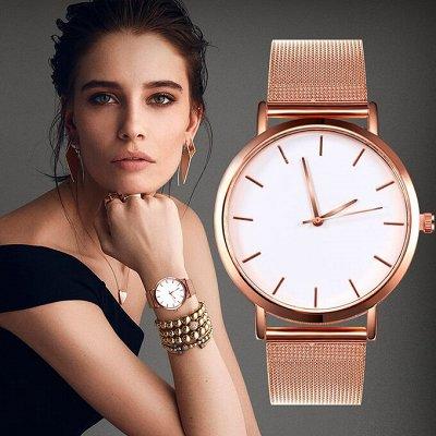 Акция для Вашего дома!⚡ Молниеносная раздача!⚡ — Женские украшения шармы и часы! — Часы
