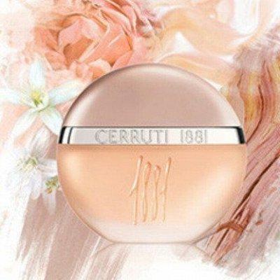 Парфюм и косметика  — Cerruti — Женские ароматы