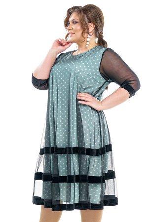 Платье-3946