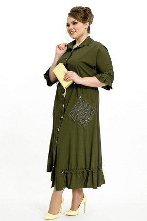Платье-4685
