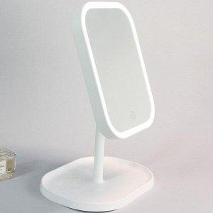 Зеркало для макияжа с подсветкой LED Mirror