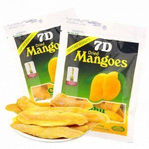 Филиппинское Манго 100 гр