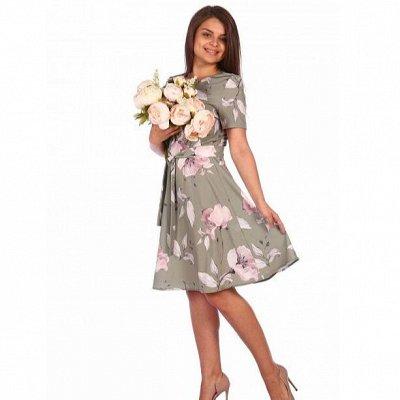 Rina-женская одежда, текстиль. Супер новинки — Повседневные женские платья весна-лето — Летние платья