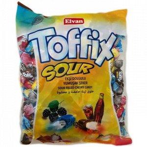 Жевательные конфеты «TOFFIX» Ассорти 1 кг