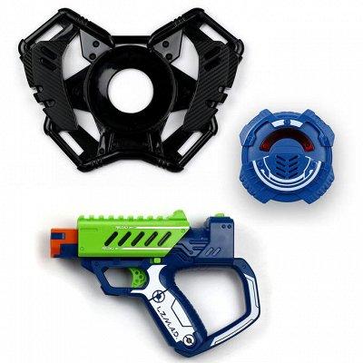 Gulliver - любимые игрушки! Распродажа — LAZER MAD — Игровое оружие