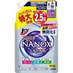 """Гель для стирки """"TOP Super NANOX"""" (концентрат для контроля за неприятными запахами) МУ с крышкой 900 + 50 г / 12"""