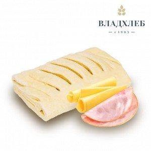 С ветчиной и сыром