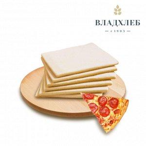 Тесто для пиццы (замороженное) (6 листов в упаковке)