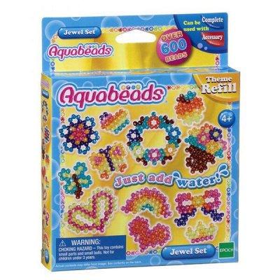Gulliver - любимые игрушки! Распродажа — AQUABEADS - наборы для творчества. Создай игрушку с помощью  — Игровые наборы