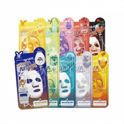Косметика из Азии. Подарочные наборы — Маски для лица — Защита и питание