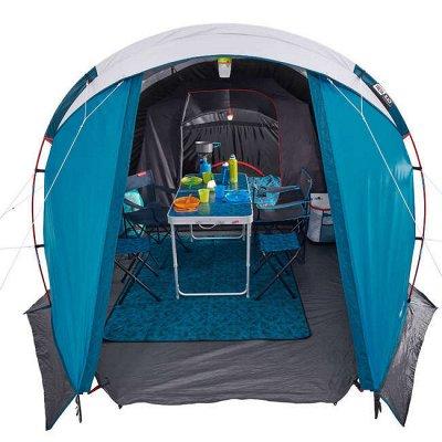 ✔ DECATHLON — Мебель для кемпинга: удобно и компактно — Палатки