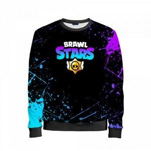 Детский свитшот 3D «BRAWL STARS»