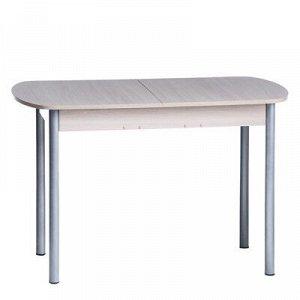 Стол универсальный Эконом 1145/1415х680х750 Металик серый/Ясень шимо светлый