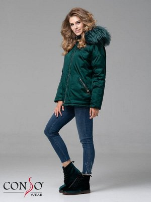 Женская пуховая куртка
