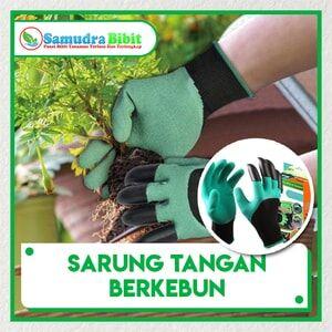 Любимая дача и активный отдых... №4 —  Садовые перчатки-когти для сада  — Садовые инструменты