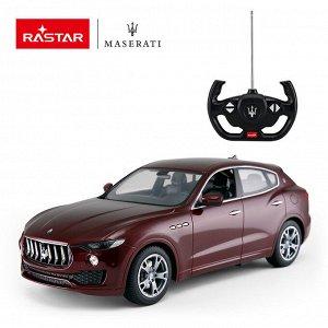 Машина р/у 1:14 Maserati Levante Цвет Красный2