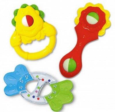 Магазин игрушек. Огромный выбор для детей  всех возрастов! — Погремушки, прорезыватели — Погремушки