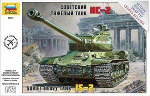 Сборная модель ZVEZDA Советский тяжелый танк Ис-218
