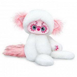 Мягкая игрушка BUDI BASA Lori Colori Юки (белый) 30 см9