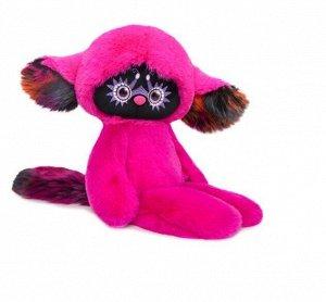 Мягкая игрушка BUDI BASA Lori Colori Тёко (фуксия) 30 см11
