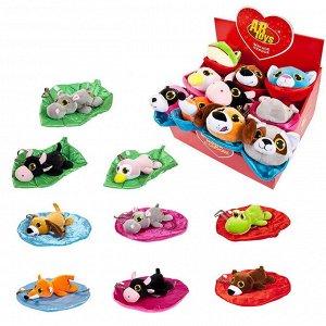 Перчинки-Витаминки мягкие игрушки 20см, 9 шт в ассортименте, 9 шт в дисплее90