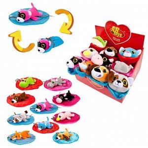 Перчинки-Витаминки мягкие игрушки 20см, 9 шт в ассортименте, 9 шт в дисплее99