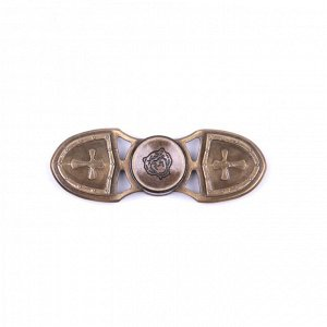 Спиннер антистресс металлический, арт 009952