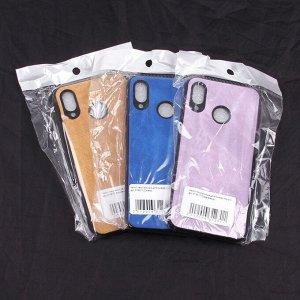 Чехол текстильный для Huawei Nova 3, арт.010817