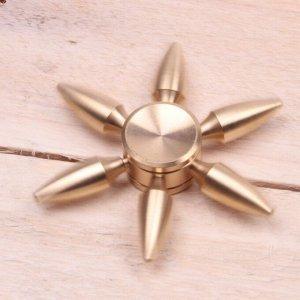 Спиннер антистресс металлический, арт 009970